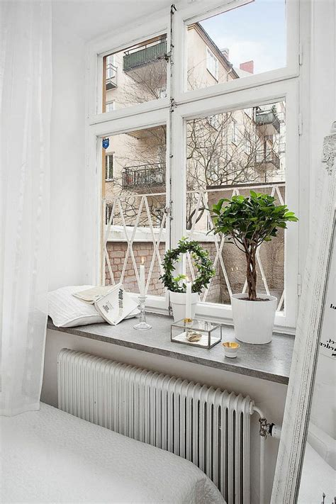 Weihnachtsdeko Fensterbank Weiss by 48 Fensterbank Deko Ideen F 252 R Jede Jahreszeit Und Jedes