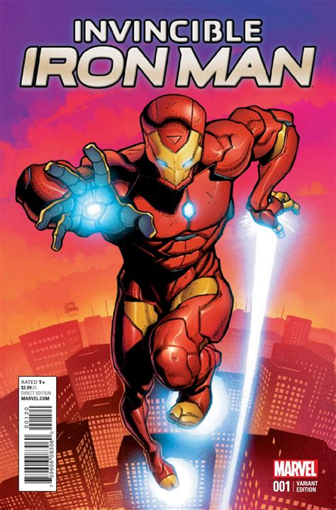 Vcd Original The Invincible Ironman anyone else iron s new armor iron comic vine