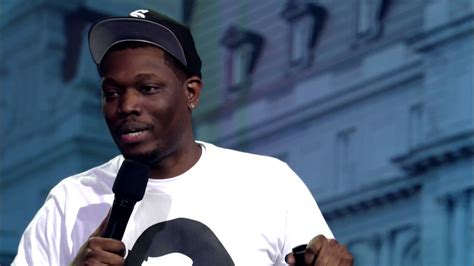 michael che youtube just for laughs all access michael che on white women