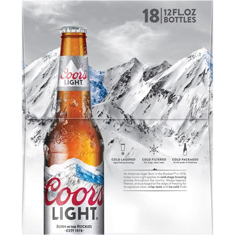 how many calories in natural light beer coors light nutrition facts bottle iron blog