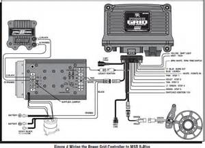 how to install an msd power grid system on your 1979 1995 mustang americanmuscle