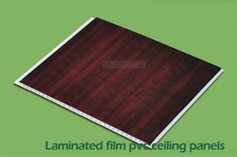 Laminated Ceiling Board Laminated Pvc Ceiling Panel Pvc Panel Factory In China