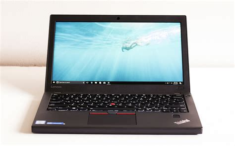 Lenovo X270 Lenovo Thinkpad X270 Review Notebookreview