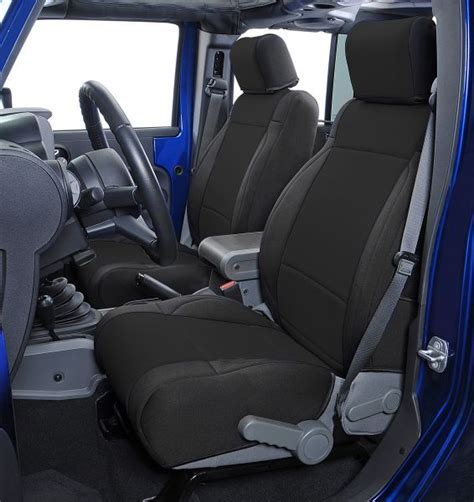 Jeep Jk Seat Covers Coverking Spc358 Coverking Custom Front Seat Covers For