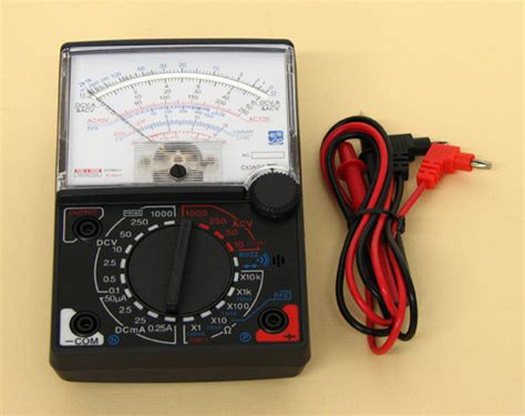 fuse diode protection 1750 8 multimeter analog with fuse diode protection