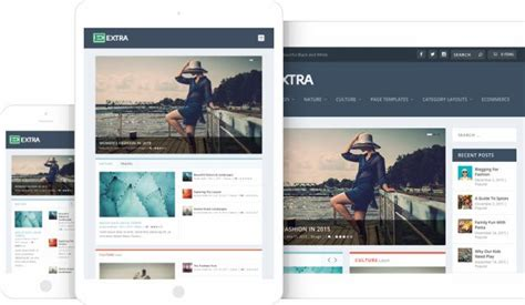 elegant themes website builder extra review elegant themes magazine theme worth