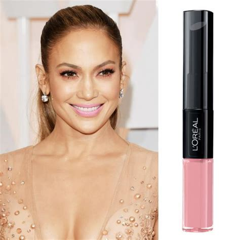 what lipstick and gloss does jennifer lopez wear stars wearing drugstore beauty brands on the red carpet