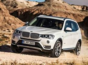 Bmw X3 Redesign 2017 Bmw X3 Redesign Release Date Car Review Specs Car