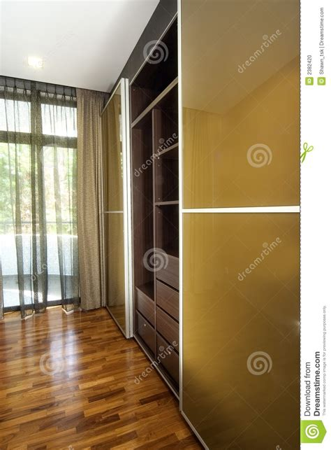 Interior design   wardrobe stock photo. Image of curtain   2382420