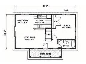 cottage house plans katrina floor tiny plan preston