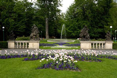 royal garten royal garden prague castle for visitors