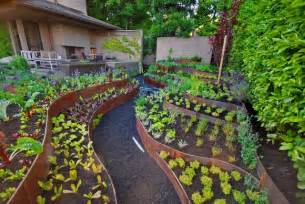 modern kitchen garden the beauty of useful and delicious