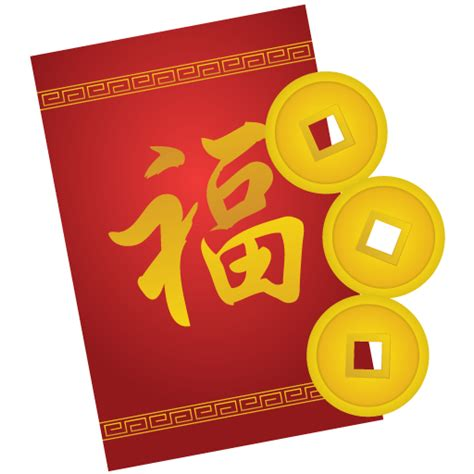 new year gold envelopes envelope icon new year icons softicons