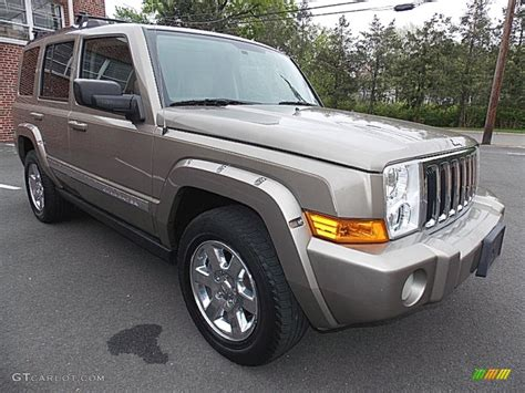 Jeep Commander 4x4 2006 Jeep Commander Limited 4x4 Exterior Photos Gtcarlot