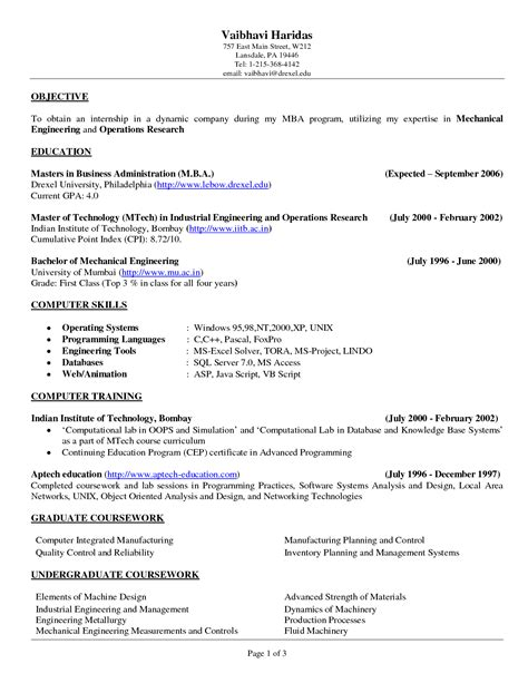 Resume Objective For Fresh Graduate Seeking Any Resume Objectives For Fresh Graduates Experience Resumes