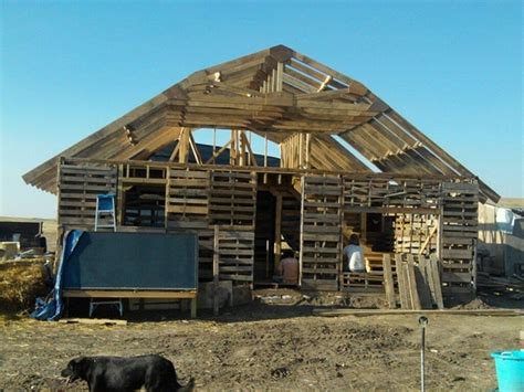 Free Log Cabin Plans by Pallet Houses Natural Building Blog