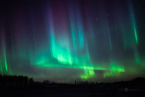 northern lights of christmas by joniniemela on deviantart