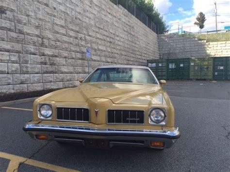 how things work cars 1989 pontiac lemans instrument cluster 1973 lemans 19k actual miles ac works survivor car low reserve