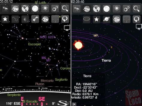 imagenes del universo tiempo real ver los planetas y las estrellas en el iphone y android