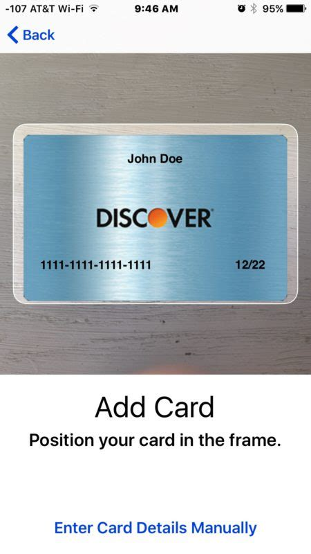 How To Add Apple Gift Card To Iphone - how to add new cards to apple pay on iphone