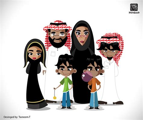 Set Family Abaya 99 saudi family on behance