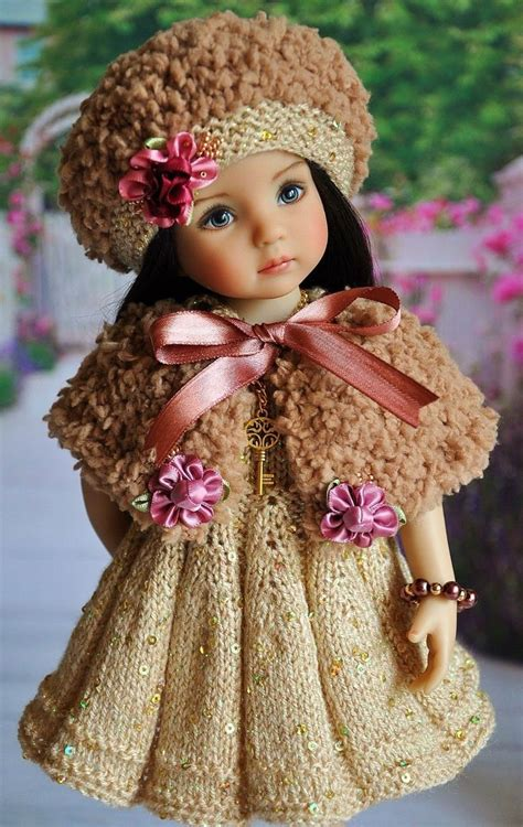 design doll gallery ooak outfit for dolls little darlings effner 13 quot in dolls