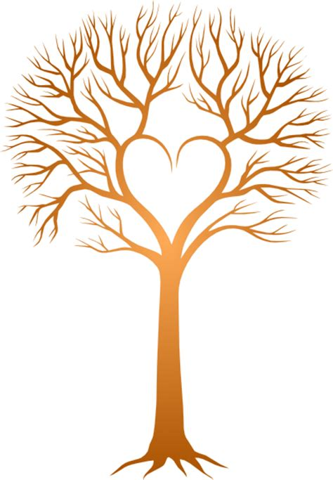 brown tree clip maple tree trunk clip extravital fasion clipart