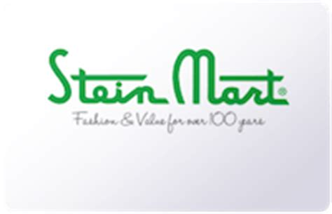 buy stein mart gift cards discounts up to 35 cardcash - Steinmart Gift Card