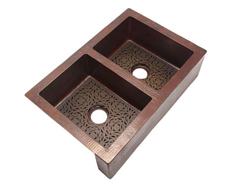 Kitchen Sink Grate Mosaic Grate For Copper Kitchen Sink Copper Sinks