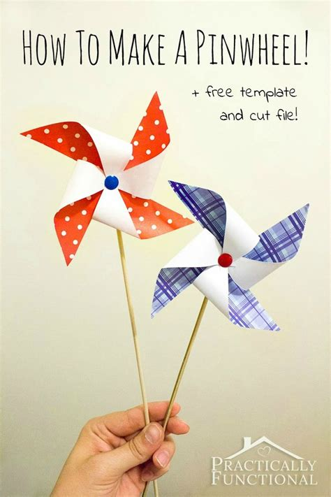 How To Make Paper Pinwheel Decorations - 25 best ideas about pinwheel craft on paper