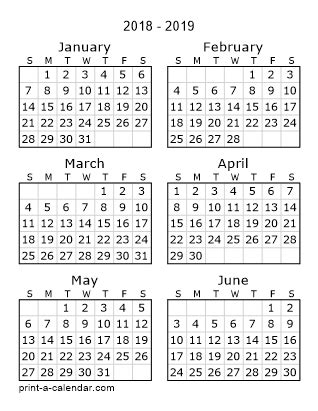 6 Month Calendar Search Results For Printable Six Month Calendar 2013 Page