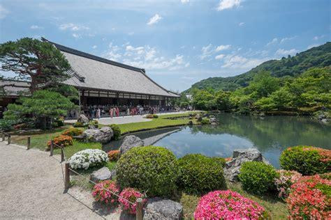 Japan Address Search Tenryu Ji Temple Gaijin Go Japan
