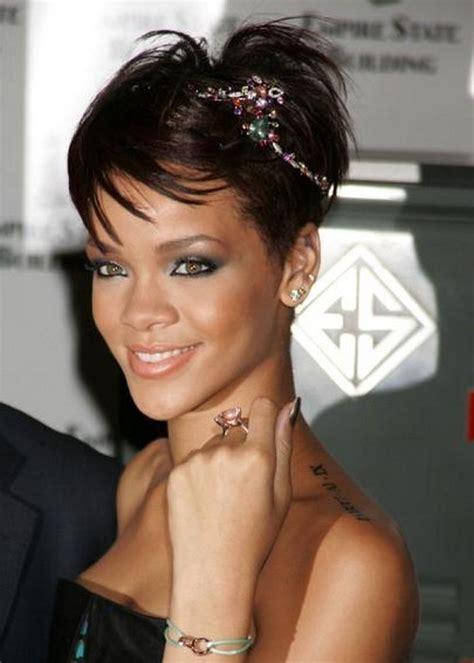 rihanna hairstyles gallery latest celebrity hairstyle pictures rihanna hairstyles