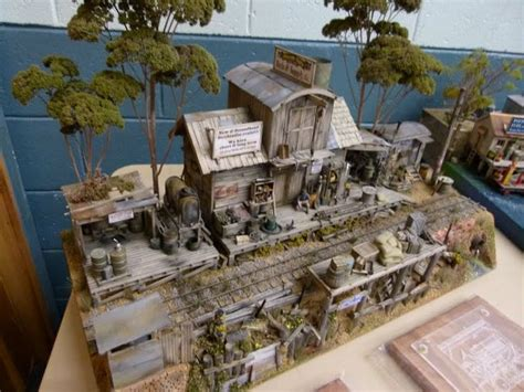 17 best images about diorama model trains on pinterest 11th australian narrow gauge convention melbourne 2013