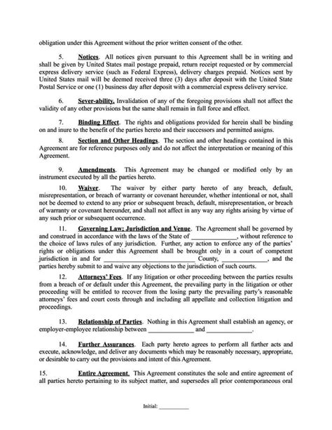simple investment agreement template amazing simple investment agreement template photos