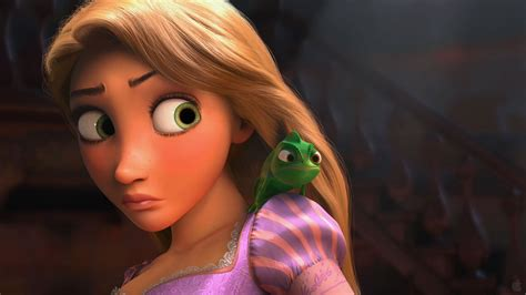 film disney rapunzel phil on film review tangled