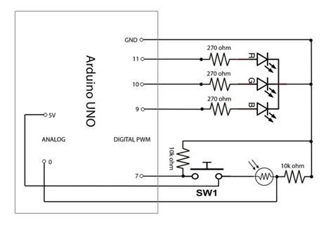light dependent resistor array light dependent resistor array 28 images auto intensity of high power leds eeweb community