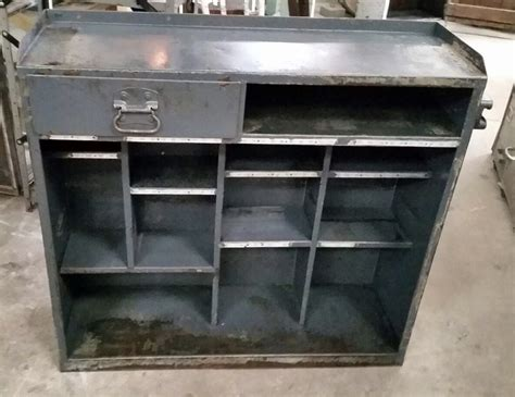 industrial storage shelves with drawers industrial vintage steel storage cabinet with one drawer