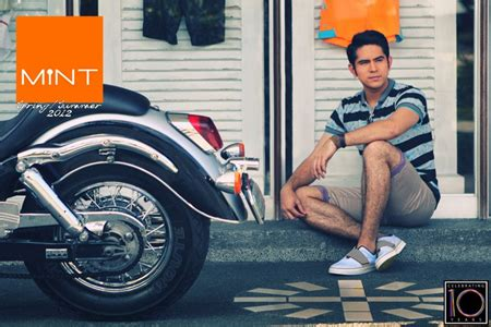 gerald anderson bench gerald anderson leaves bench now an endorser for mint pinoy power