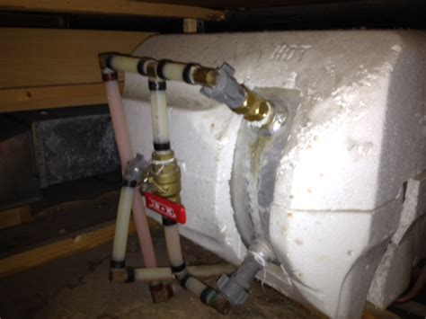 rv water heater bypass valve diagram how to winterize your rv don t burst your pipes