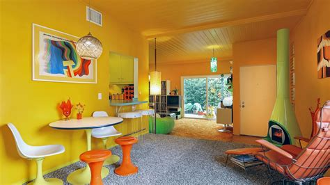 hot houses 1970s house home of the day the 70s are alive and well in echo park