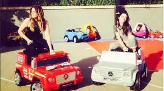 khloe new car khloe and kendal k get quot new wheels quot and silver g