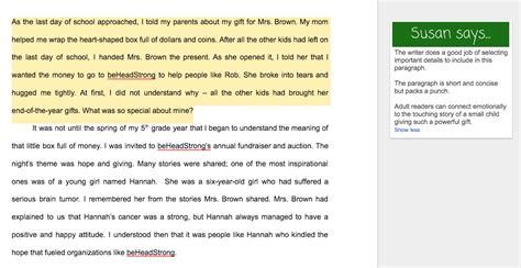 examples of a short essay tehnolife