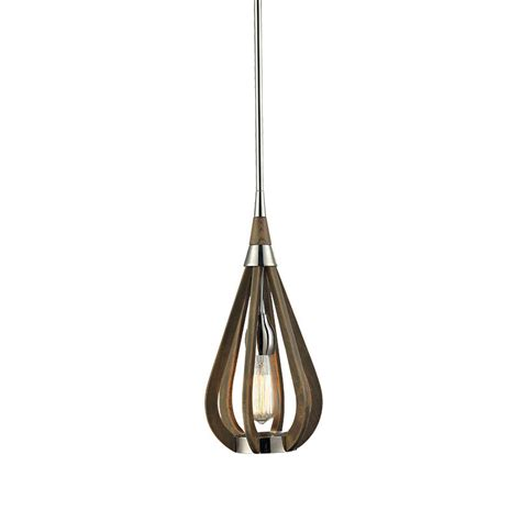 1or3or6 lightstimber retro pendant light vintage ceiling