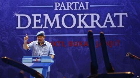biography susilo bambang yudhoyono dalam bahasa inggris partai demokrat memilih netral dalam pilpres bbc indonesia