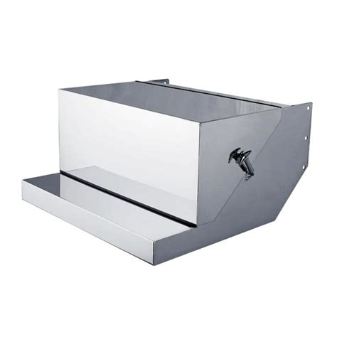 stainless steel tool boxes for trucks chrome shop mafia stainless steel tool box 4 state trucks