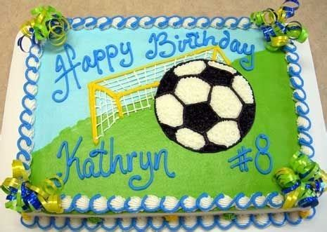 soccer cake ideas  gracies  birthday cakes decorative pinterest  boys
