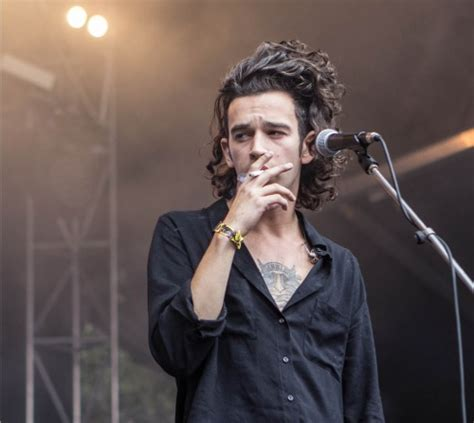 matthew healy tattoo matt healy