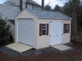 should i purchase site preparation for my storage shed