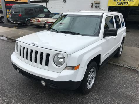 used jeep patriot used 2013 jeep patriot sport suv 9 790 00